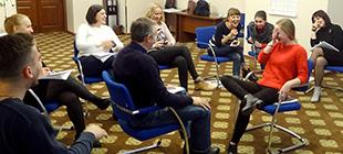 Тренинг переговоров с Натальей Маевой в Минске